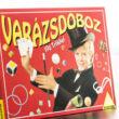 VARÁZS DOBOZ  100 trükkel   egy bűvész tanonc részére