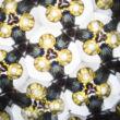 Okta-kaleidoszkóp különleges optikai játék réz házban