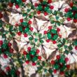 Kaleidoszkop zöld márvány házban