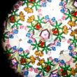 Kaleidoszkóp - réz hengerben