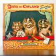 Days in Catland panorama book in English