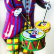 Drumming Clown tiy toy