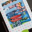 Babszületés - változó képeslap