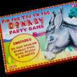 A Szamár farka - bulis társasjáték