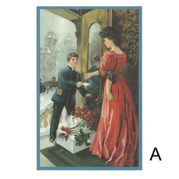 Régi hasonmás Karácsonyi levelezőlapok