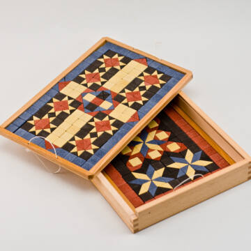 Mozaik  Anker kőépítőszekrény 547 elemmel