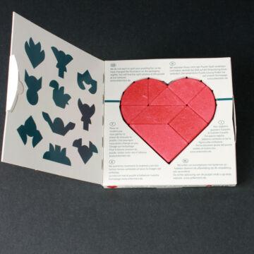 Szív - Anker puzzle