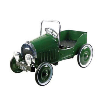 Oldtimer ( 1939)       pedálos autó  zöld színben
