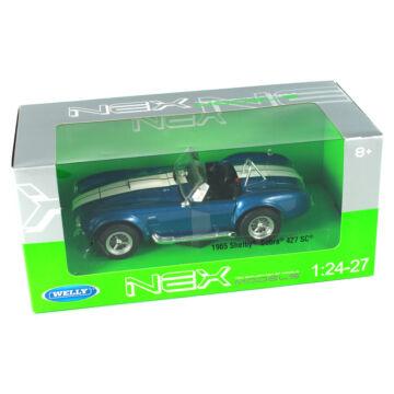 Shelby Cobra 427 S/C  1965  a klasszikus kék!     1:24