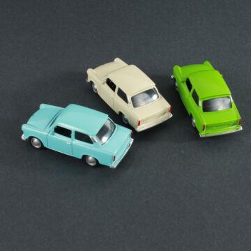 Trabant 601S -  mini modellautó 1:60