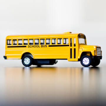 Amerikai iskolabusz 16 cm