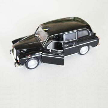 Londoni taxi - Austin FX4 modellautó 1:24