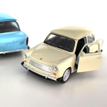 Trabant 601S - modellautó 1:30