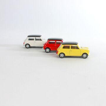 Mini Cooper 1300 - modellautó 1:60