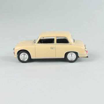 AWZ P70 Limousine - modellautó 1:40