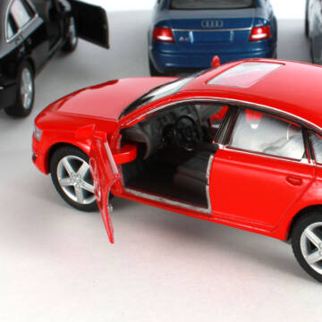 Audi A6  modellautó 1:38