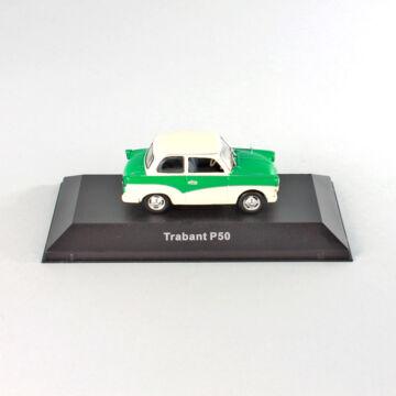 Trabant P50 modellautó díszdobozban 1:43