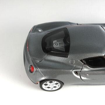 Alfa Romeo 4C - modellautó 1:32