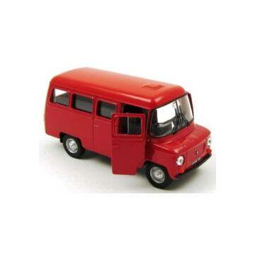 Nysa 522   méret arányos modellautó 1:43  piros színben