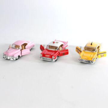 Oldtimer modellautók - 3 féle 1:32