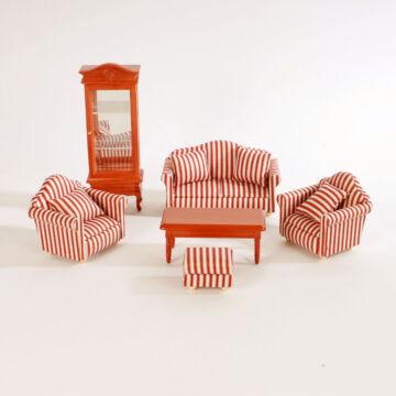 Living room set, Sofa and armchairs