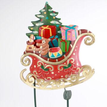 Karácsonyi szán  balansz