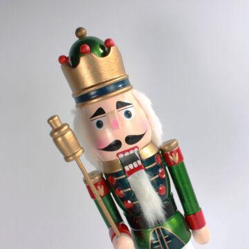 Diótörő zöld király  50 cm