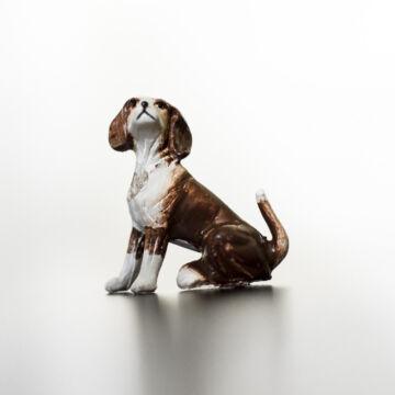 Vadász kutya babaházhoz