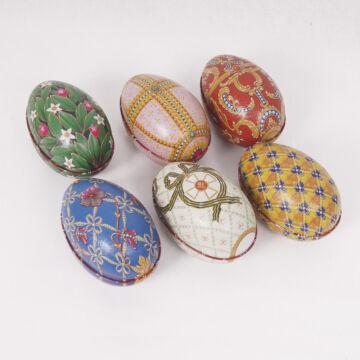 Nyitható Lemez Fabergé tojás  Heritage design