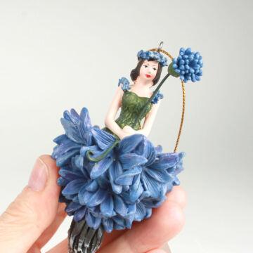 Kék jácint  virágtündér