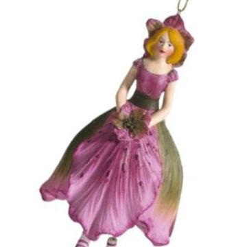 Liliomlány  függeszthető, állítható dekor