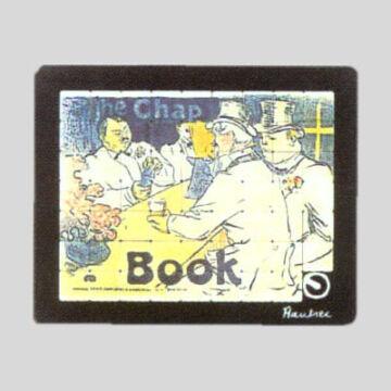 Lautrec: The Chap Book  tologatós puzzle