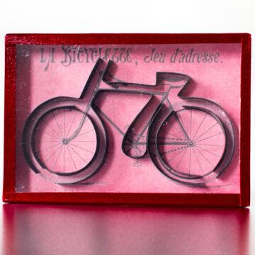 Hasonmás Biciklis  türelemjáték