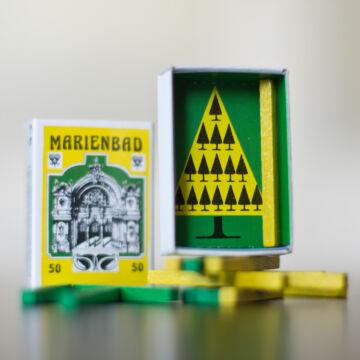 Marienbad  gyufásdobozjáték