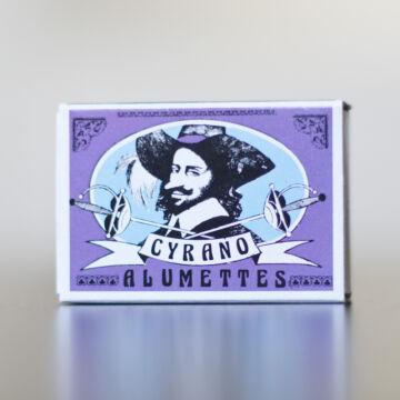 Cyrano  gyufásdobozjáték