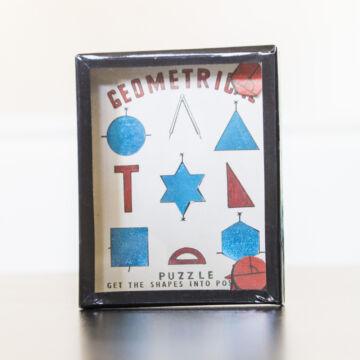 Geometria  türelemjáték