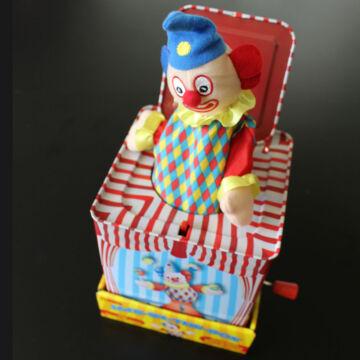 JACK  - a dobozból kiugró bohóc
