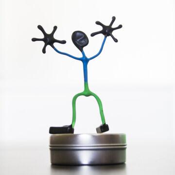 Joe, a tornász - mágneses drótfigura