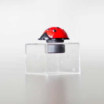 Mágneses mini katica