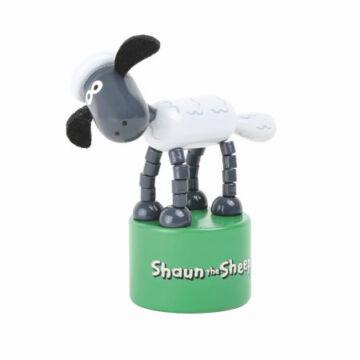 Shaun a fekete bárány alsórugós figura
