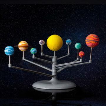 Naprendszer-Planetárium