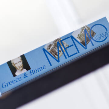 Róma és Athén - memória kártya