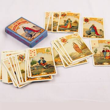 Fortuneteller Card