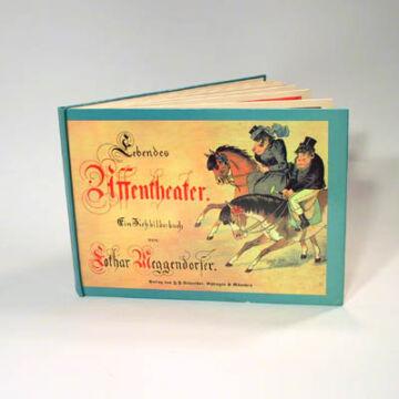 Majomszínház - Német nyelvű mozgó képeskönyv