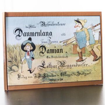 Daumenlang - Német nyelvű mozgó képeskönyv