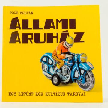 Állami Áruház könyv  2012