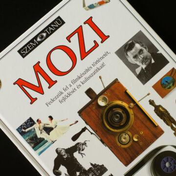 Mozi - szemtanú sorozat - könyv magyar nyelven