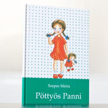 POTTYOS PANNI mesekönyv