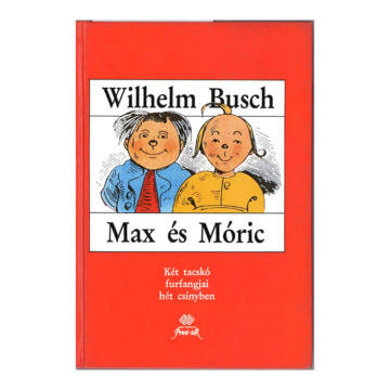 Max and Moric two basset book