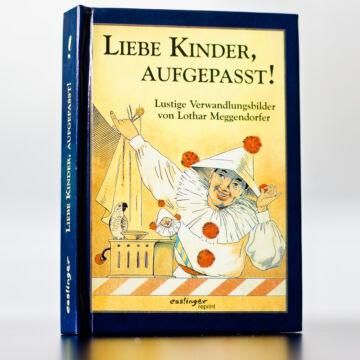 LIEBE KINDER, AUFGEPASST!    Esslinger reprint